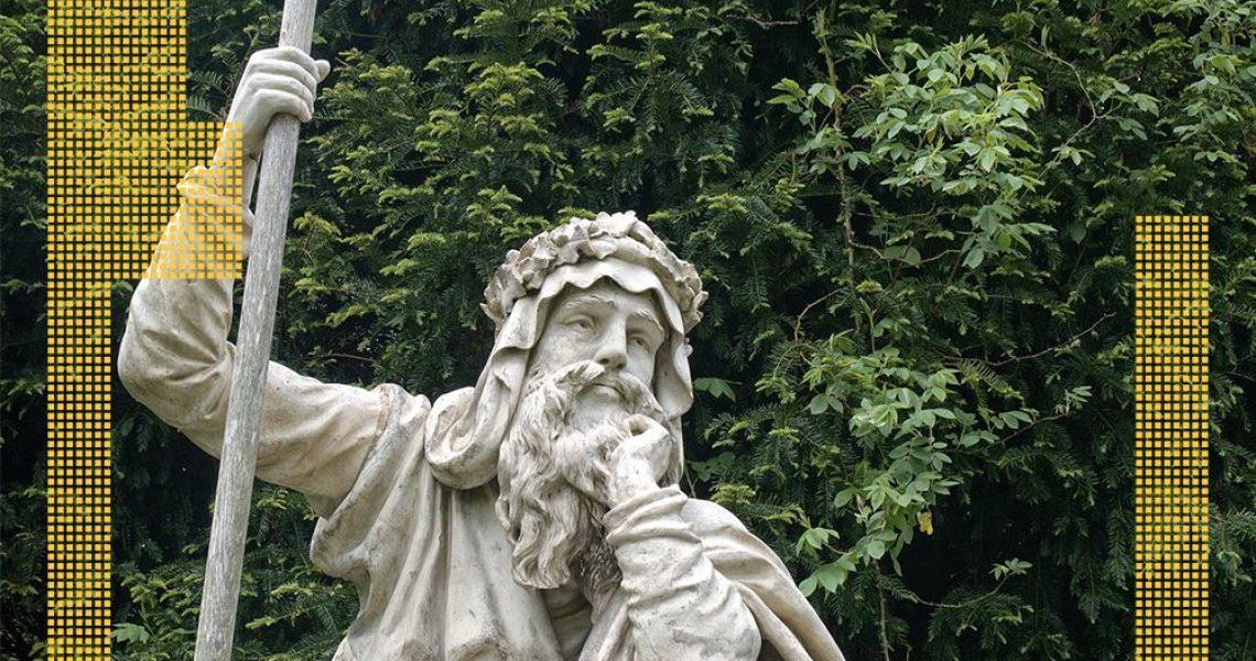 tiedeviestintä, tutkitusti, tiedejulkaiseminen, druidi, pyhä patrick, irlanti, pyhimys